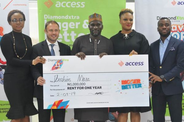 image010 2 600x398 - Access Bank: Trader, 1,015 others win big in DiamondXtra Season 11