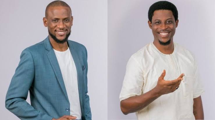 images 1 3 - Omashola, Seyi Speak On Tacha's Disqualification (Video)
