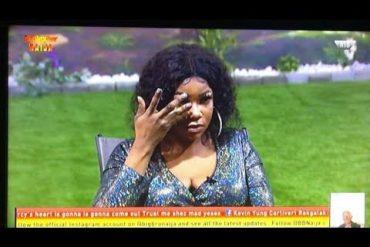 Tacha Breaks Down In Tears After Housemates Reveal Their Feelings Towards Her (Video)