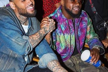 Davido, Chris Brown Perform On Stage Together (Videos)