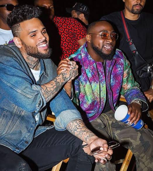 images 3 4 - Davido Admits Chris Brown Paid For 'Blow My Mind' Music Video (Photo)