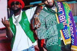 Davido and Chris Brown