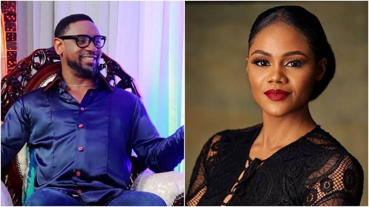 Biodun Fatoyinbo and Busola Dakolo