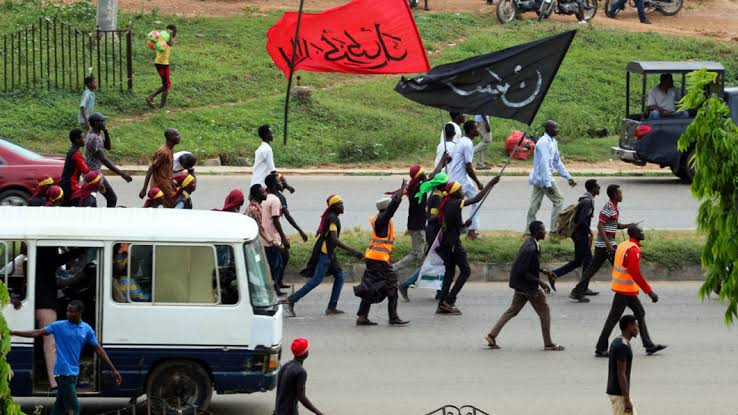 Members of the Islamic Movement in Nigeria