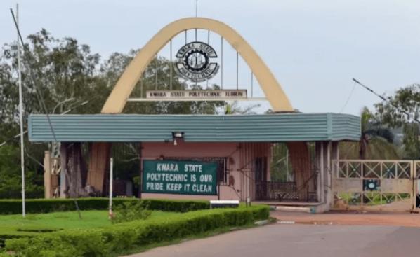 Kwara poly main entrance