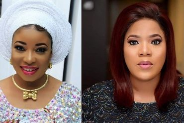 Lizzy Anjorin Calls On NDLEA To Investigate Toyin Abraham For Drug Related Offenses (Photos)