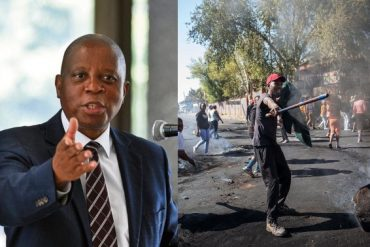 Xenophobia: Mayor Of Johannesburg Says No Need To Apologise To Nigeria