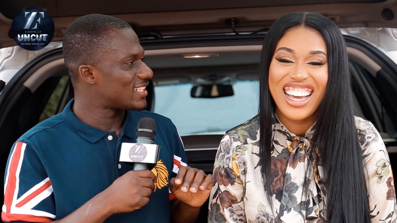 """""""I Cannot Date Shatta Bandle, He's Not My Taste"""" – Ghanaian Actress (Video)"""