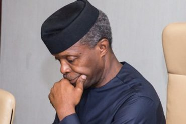 Nigerians Throw Mud At Osinbajo For Staying Silent As DSS Disobey Court Orders