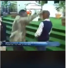 Kenyan Pastor Conducts Deliverance With Hot Slaps (Video)