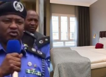 Rivers state Police spokesman, Nnamdi Omoni