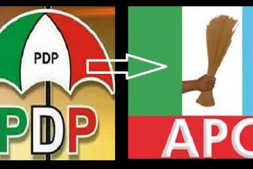 Bayelsa PDP Senator Defects To APC