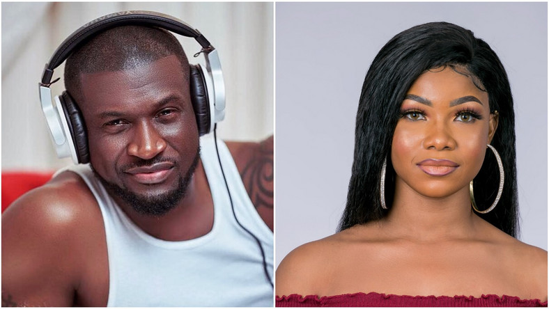 Peter Okoye and Tacha