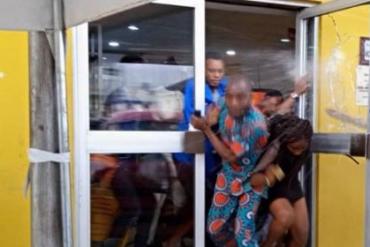 Customers flee MTN office in Uyo