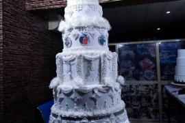 Bobrisky's Birthday Cake