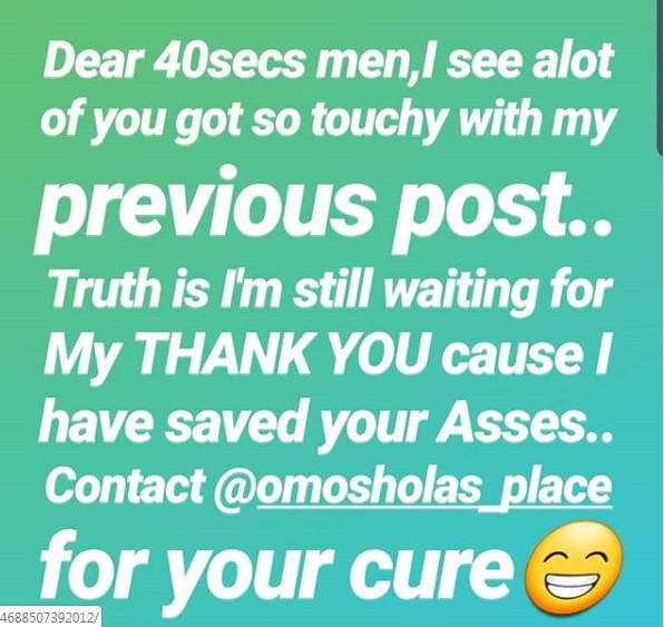 sleekgist 6 - I Have Saved A Lot Of 40 Secs Men: Tonto Dikeh
