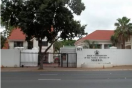 Nigerian embassy in South Africa