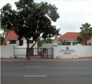 Nigerian embassy in South Africa