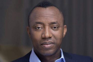 """I Will Not Give Up"" – Omoyele Sowore Vows (Video)"