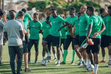 Super Eagles To Play Second Friendly With Brazil In October