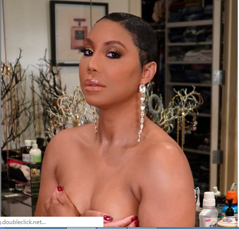 ta - If He Lays With You For Days And Does Not Touch You, He Is Gay – Tamar Braxton