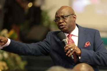 'I Will Succeed Buhari In 2023' – Tunde Bakare