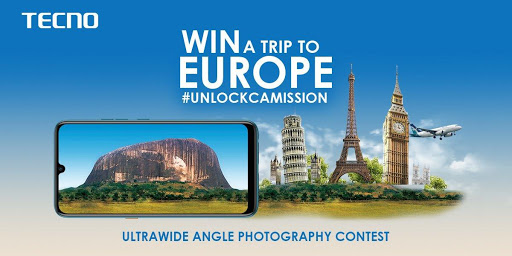 unnamed 2 - Win up to 2Million Naira & A Tour to Europe in the TECNO CAMission Contest