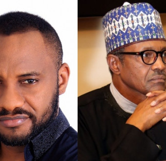 Yul Edochie and Buhari