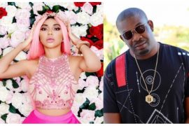 Dencia and Don Jazzy