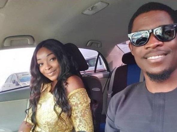 Sei awolowo and girlfriend, Adeshola