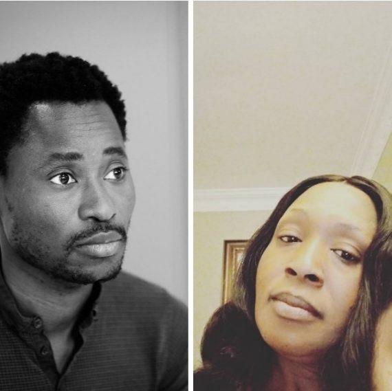 Kemi Olunloyo and Bisi Alimi