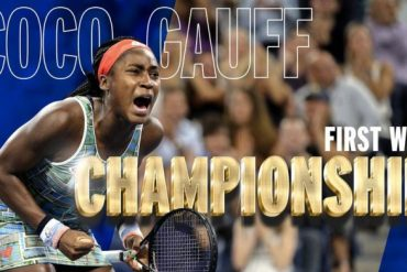 Coco Gauff, 15, Becomes Youngest To Win WTA Title In 42 Years