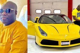 Dubai billionaire businessman, Mompha