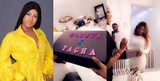 Tacha's second endorsement deal with Dabota Lawson