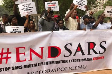 Extorted Software Developer, Others Team Up To Fight Against SARS Brutality