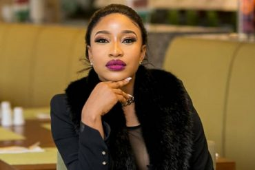 Tonto Dikeh Begs To Battle Vector, M.I N40 Million Rap Battle