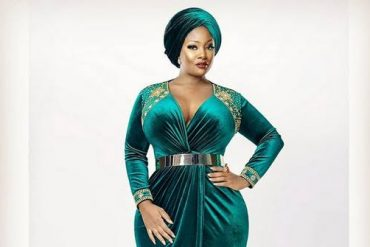 OAP Toolz Marks Son's Birthday; Reveals His Face One Year After Birth (Photo)