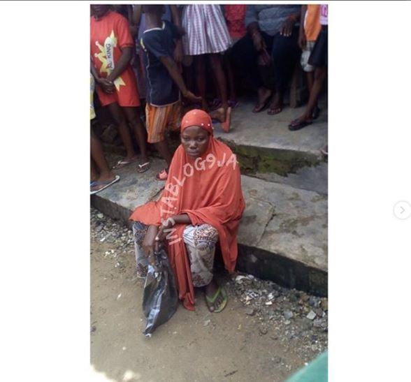 Nigerian Lady Abortion