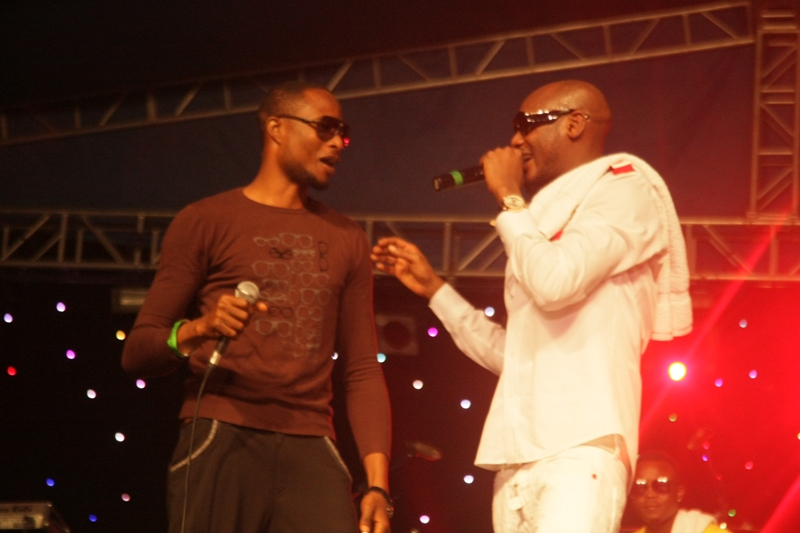 2Face And Faze Reunite