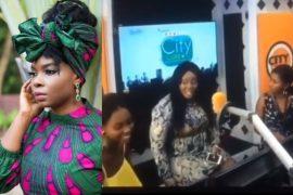 Yemi Alade, CITY FM OAP