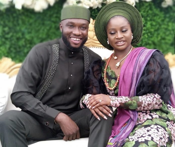 Emmanuel Ikubese and Anita Brows