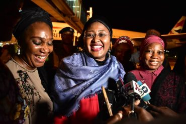 Aisha Buhari Makes Shocking Revelation About The Leader Of Buhari's Cabal