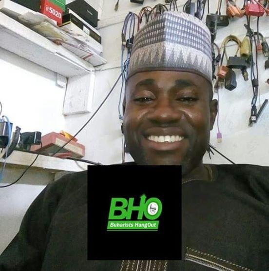 Ibrahim Ali Gombe