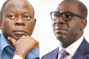I Didn't Teach Obaseki And His Deputy How To Lose Election: Oshiomhole