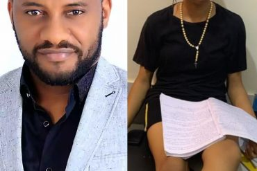 Yul Edochie Celebrates As His Daughter Turns A Year Older