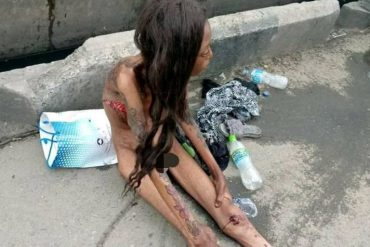 Twitter User Says Woman Thrown Out Of Moving Car In Lagos Is HIV Infected