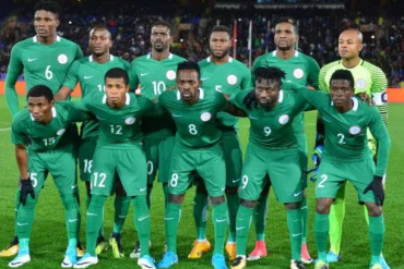 Super Eagles Crash Out Of CHAN 2020