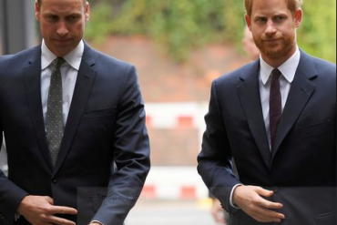 Prince Harry Speaks About Tension With His Brother, William