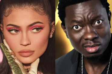 Ghanaian Comedian Michael Blackson Cause Commotion Over Fake Chat With Kylie Jenner (Photo)