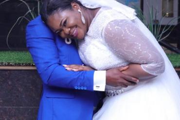 Brides tells her love story